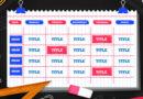ปฏิทินงานบริหารวิชาการ มีนาคม – พฤษภาคม 2564